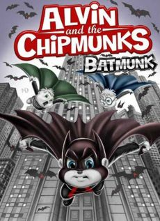 Xem Phim Alvin And The Chipmunks Batmunk - Alvin And The Chipmunks Batmunk