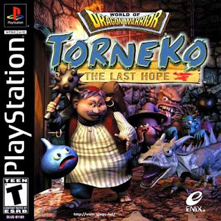 Free Download Games world of dragon warrior torneko the last hope PSX ISO Untuk KOmputer Full Version ZGASPC
