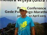 Menyelesaikan Lomba Trail Marathon Di Kutub Utara, Pria Ini Mengharumkan Nama Indonesia