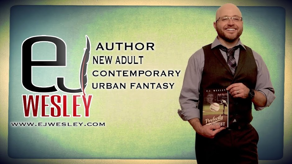 E.J. Wesley, Author