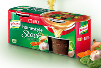 knorr's homestyle beef stock