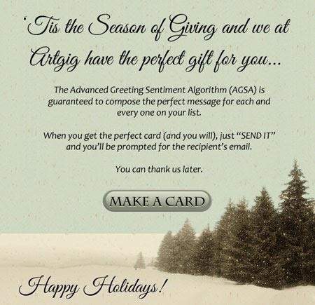 http://www.artgig.com/Happy_Holidays_2013/