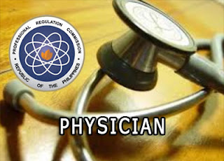 Physician Board Passers August 2014