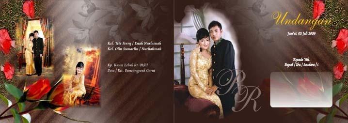 undangan pernikahan terbaru, kartu ulang tahun dan undangan khitanan