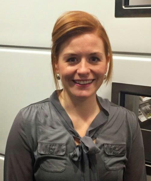 Lisa Holmes, Financial Controller at Garage Door Systems in Ballymena
