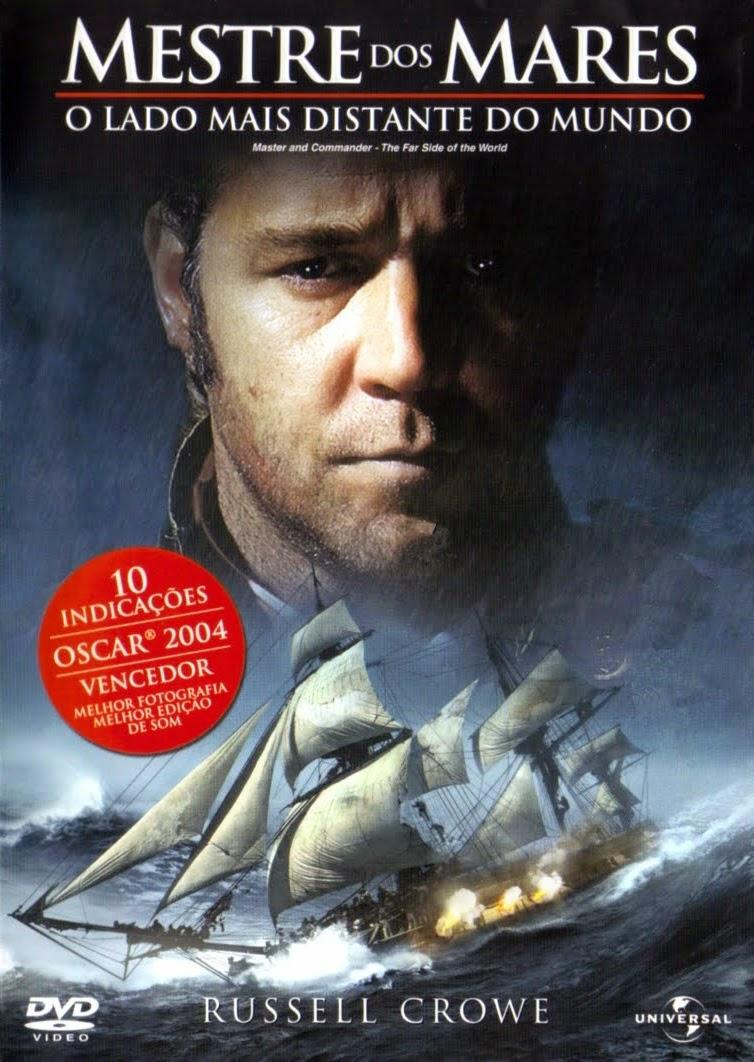 Mestre dos Mares: O Lado Mais Distante do Mundo – Dublado (2003)