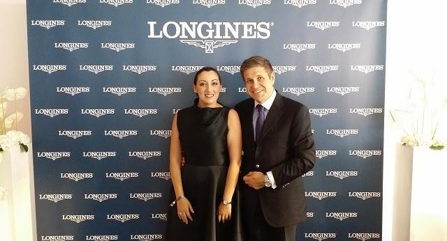 LONGINES Conquest, Global Champions Tour 2014 Montecarlo, Juan Carlos Capelli, Vice President Longines, intervista, veronique tres jolie, veronica cristino