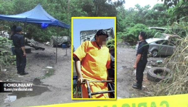 Kes bunuh: Polis tak tolak kemungkinan pemilik bengkel, anak terlibat