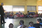 Recital en el Centro Público Asturias en Vallecas