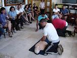 2ª JORNADA DE PREVENCION DE RIESGOS Y ACCIDENTES EN LA PRACTICA DE LA PESCA SUBMARINA