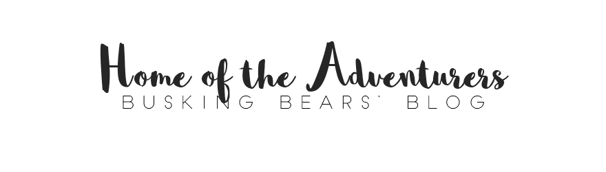 Busking Bears - Home of the Adventurers