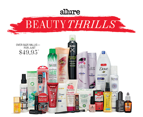 Allure-Beauty-Thrills-Winter-Box-2015