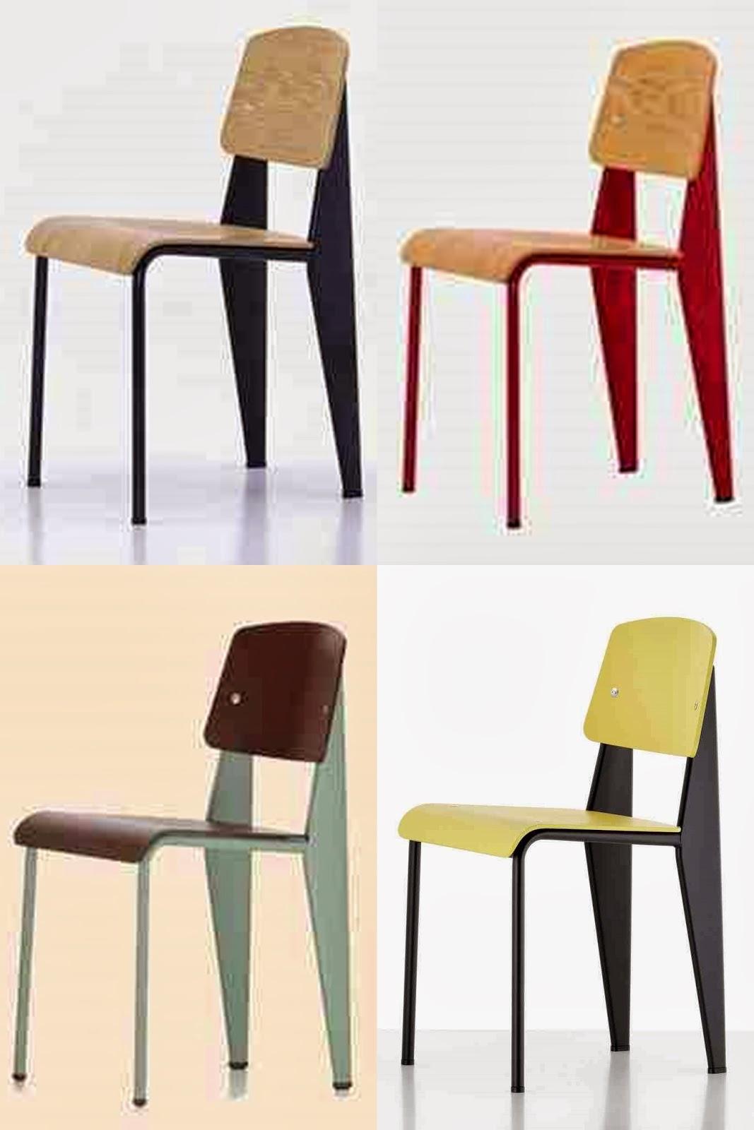 Standard Chair Prouve klasyk designu