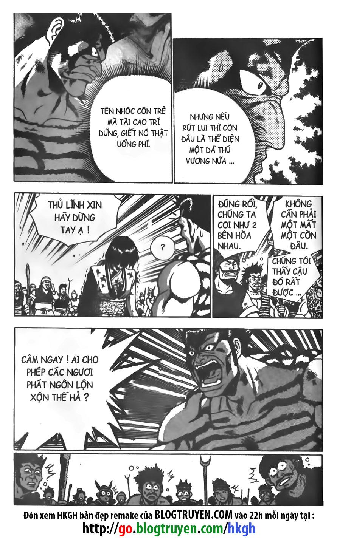Hiệp Khách Giang Hồ trang 3