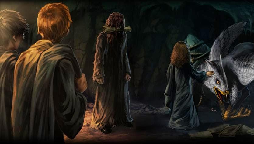 Pottermore Secrets~