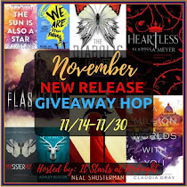 November New Release Giveaway