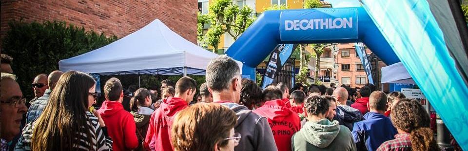 Decathlon en Los 10.000 del Soplao 2016