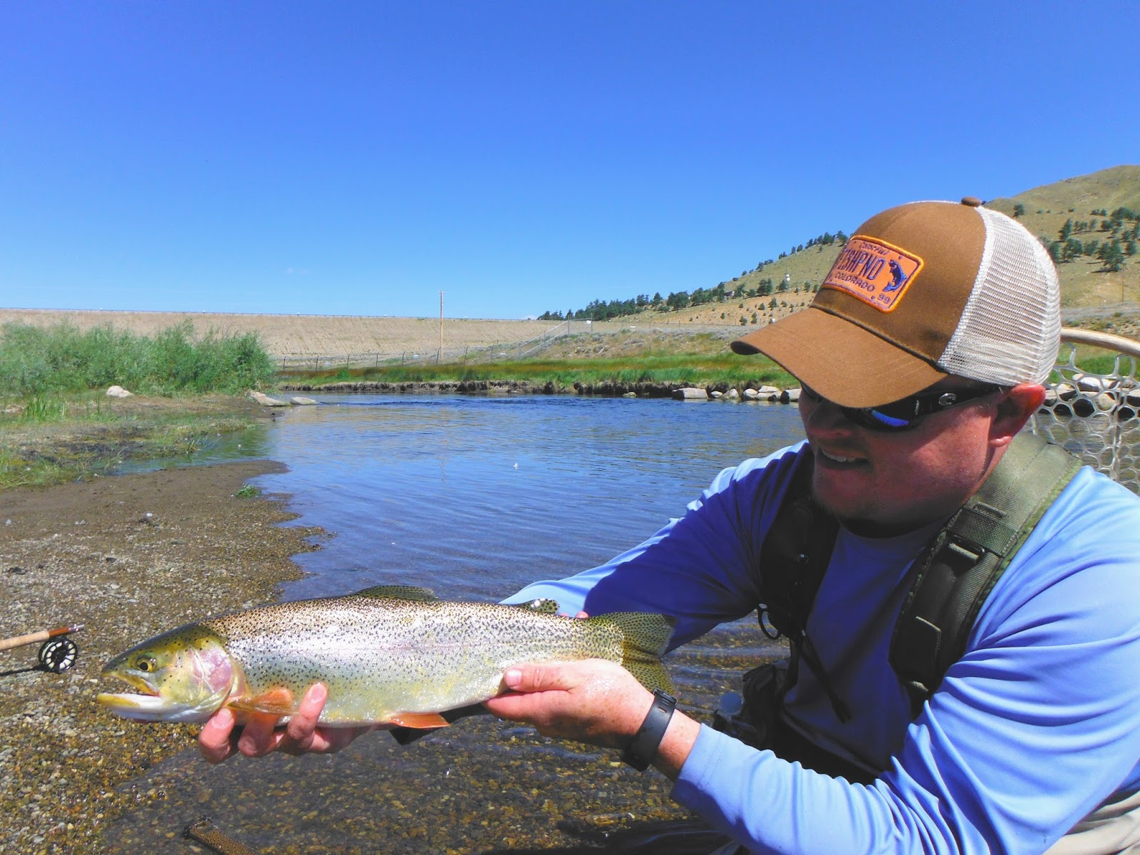 Jamie 39 s fly fishing journal august 2015 for Fly fishing journal