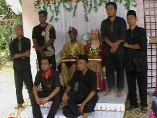 Majlis Perkahwinan Tanjong Bidara