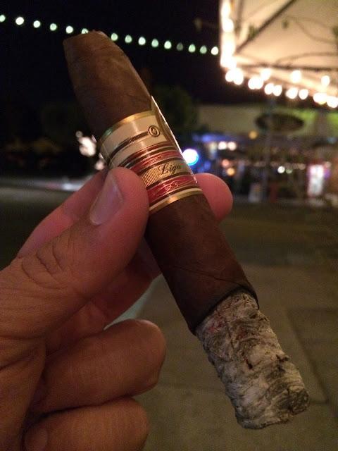 Oliva Serie V cigar 4