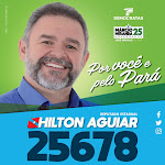 DEPUTADO HILTON AGUIAR TRABALHANDO PELO PARÁ