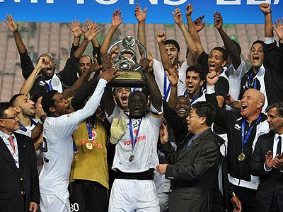 Asian champions league winner, Alsadd, Qatar