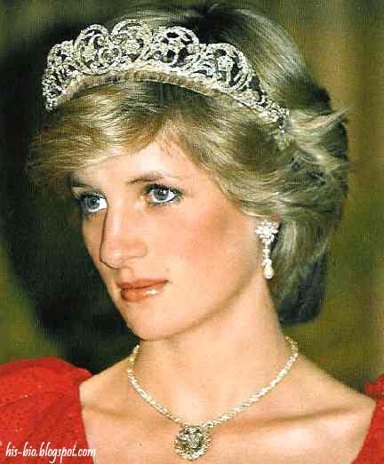 His Bio Diana Princess Of Wales