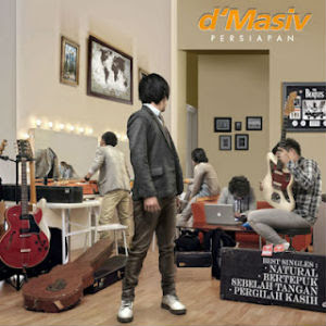 D'Masiv - Persiapan (Full Album 2012)