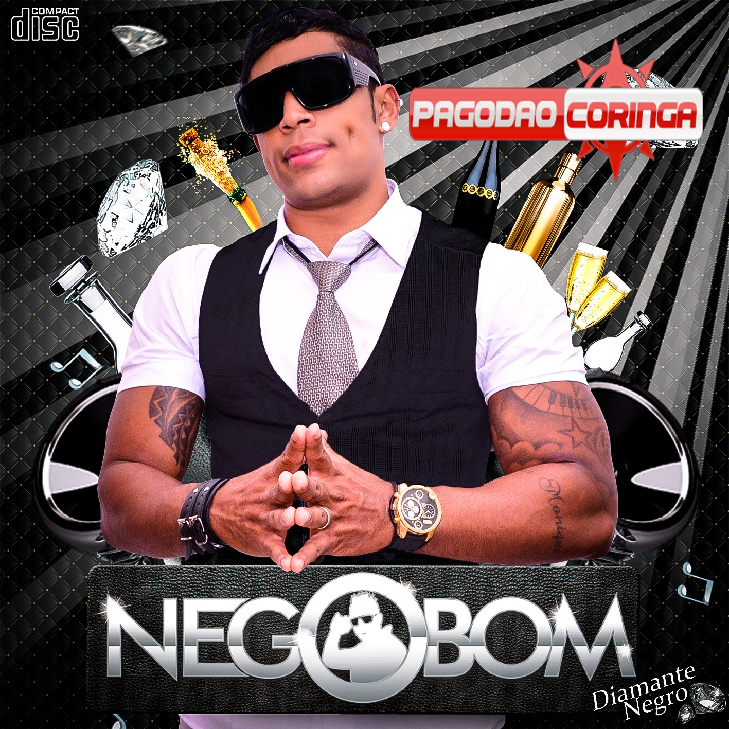 Nego Bom - Diamante Negro —Exclusivo—