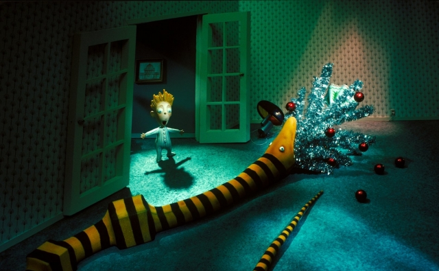 Hình ảnh phim Đêm Kinh Hoàng Trước Giáng Sinh