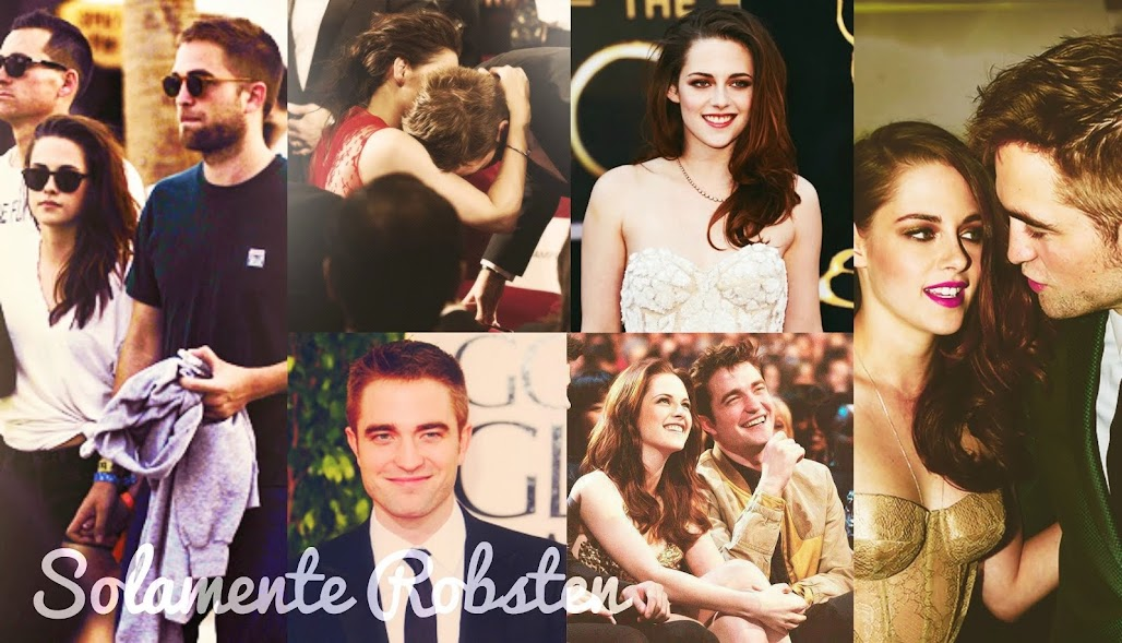 ¨Solamente Robsten¨