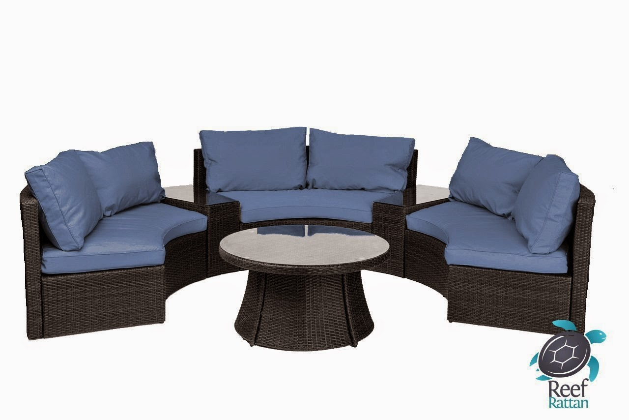 Modern curved sofa reviews curved outdoor sofa set for Outdoor sofa