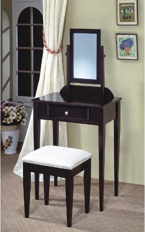 contemporary dressing table model