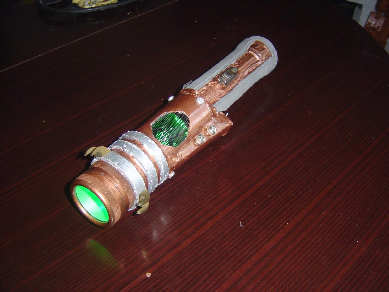 sabe laser style steampunk