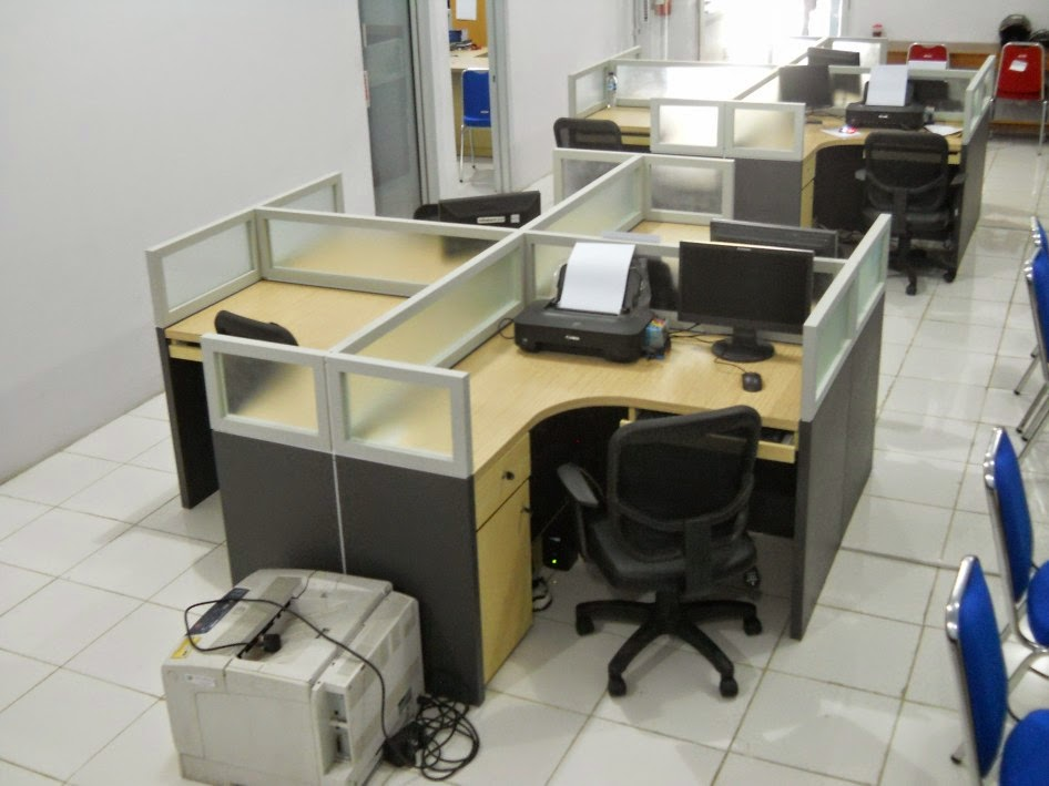 Fungsi Cubicle Workstation 01