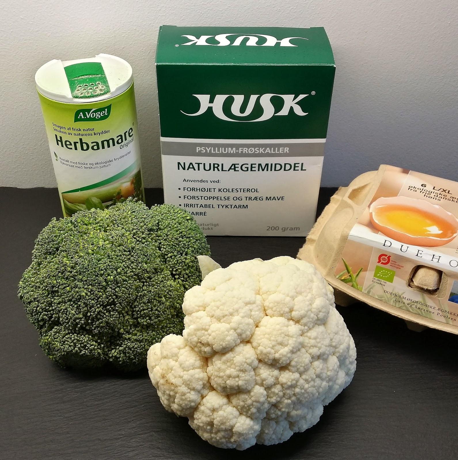 pasta med kylling og broccoli