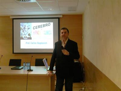 conferencia profesor carlos bogdanich