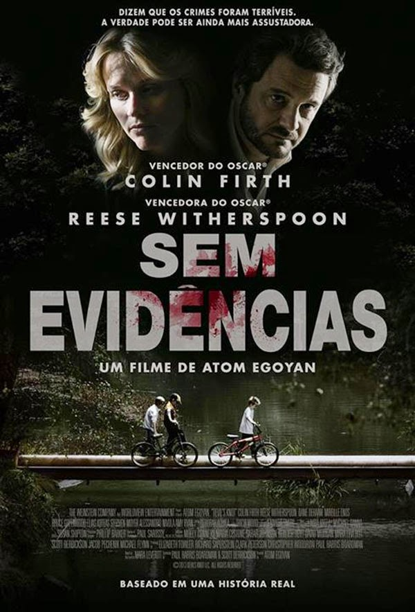 Download Sem Evidências BDRip AVI Dual Áudio + RMVB Dublado Baixar Filme 2014