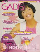 Majalah Gadis 199925. Majalah Gadis 1999 No 25