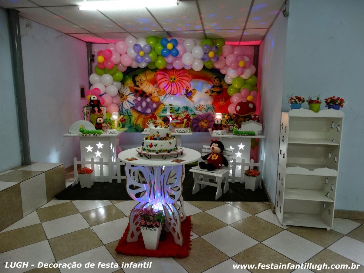 enfeites para festa infantil jardim encantado: com o tema Jardim encantado para festa de aniversário infantil
