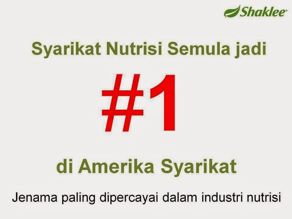 Produk Kesihatan Terbaik | Shaklee | www.ummudd80.blogspot.com