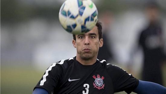 Jadson, meia do Corinthians