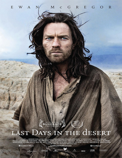 Last Days in the Desert pelicula online