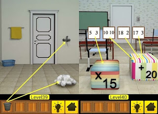 100 Doors Mind Boggling Level 36 37 38 39 40