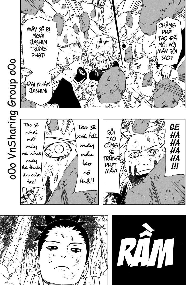 Naruto chap 339 Trang 6 - Mangak.info
