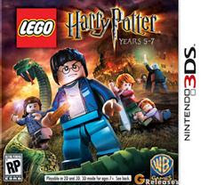 LEGO Harry Potter Years 5  7   Nintendo 3DS