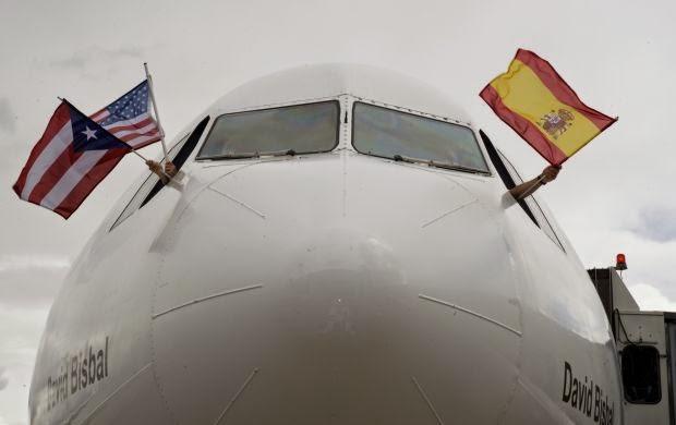 Air europa comienza a volar a san juan de puerto rico viajaryviajar - Volar a puerto rico ...