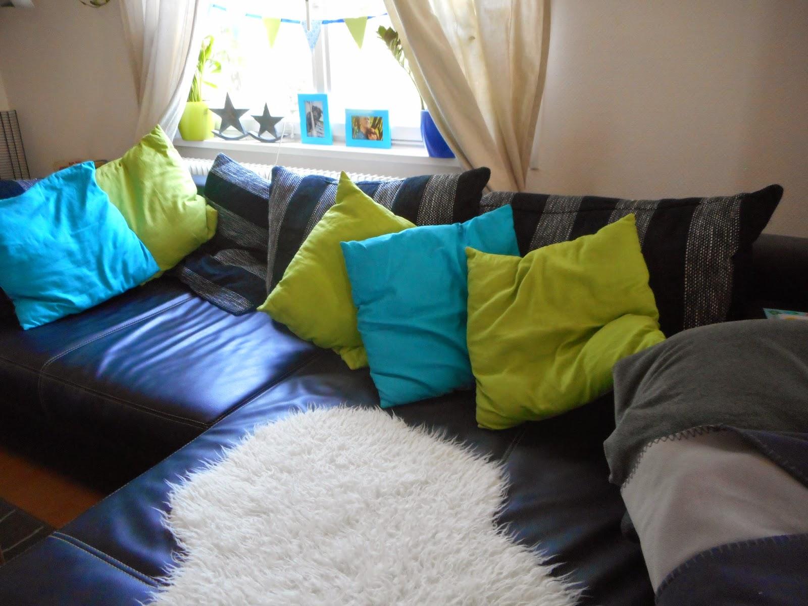 studentenmama: türkis ist unsere lieblingsfarbe (lässig tender bag) - Wohnzimmer Grun Turkis