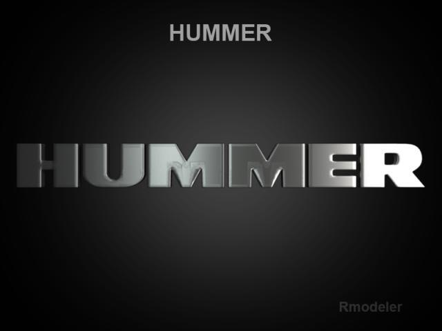 car logos hummer logo