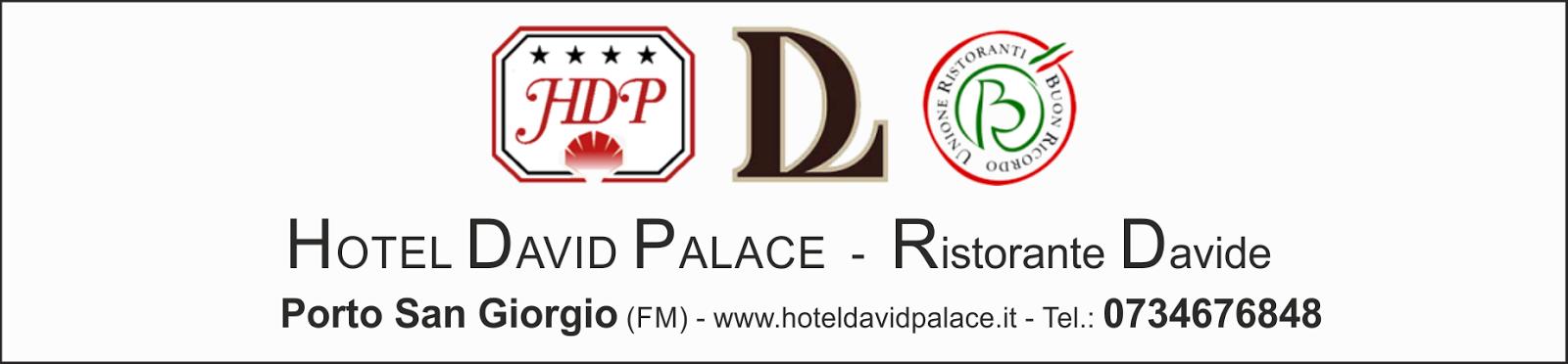 Hotel David Palace - Ristorante Davide